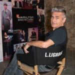 Hamilton promuove il cinema italiano
