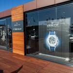 TAG Heuer e Zenith: una speciale vetrina estiva a Porto Cervo