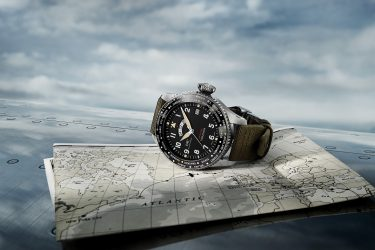 "IWC Pilot's Watch Timezoner Spitfire <br /> Edition ""The Longest Flight"""