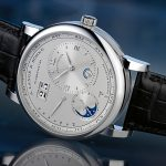 "Lange 1 Tourbillon Calendario Perpetuo <br /> ""25th Anniversary"""