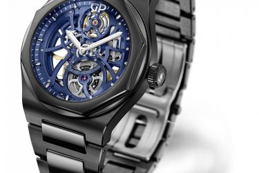 "Girard-Perregaux – Laureato Skeleton <br /> ""Earth to Sky"" Edition"