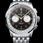 Breitling & Norton Motorcycles: l'orologio celebrativo