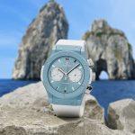Hublot – Classic Fusion Chronograph <br /> Special Edition Capri
