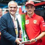 Hublot a Monza con Ferrari