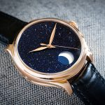 H. Moser & Cie. – Endeavour Perpetual Moon Concept Aventurine
