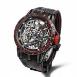 Roger Dubuis – Due nuove versioni dell'Excalibur Spider Pirelli Automatic Skeleton