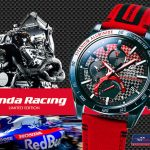 Casio Edifice in collaborazione con Honda Racing