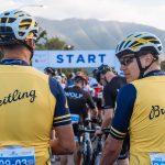 Breitling e il ciclismo endurance su strada