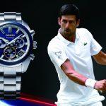 Seiko – Novak Djokovic vince gli Australian Open 2020