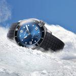 Anonimo: l'orologio Nautilo per il freeride