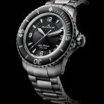 Blancpain: nuovo bracciale per il Fifty Fathoms