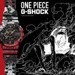 G-SHOCK presenta il collaboration model con One Piece