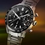 TAG Heuer presenta i nuovi Carrera Sport Chronograph