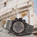 Hublot omaggia la città di Roma