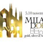 Milano d'Oro – dal 5 al 10 Novembre a Milano