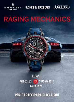 Roger Dubuis - Raging Mechanics