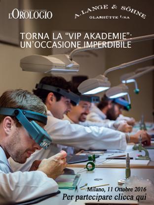 A. Lange & Soehne VIP Akademie