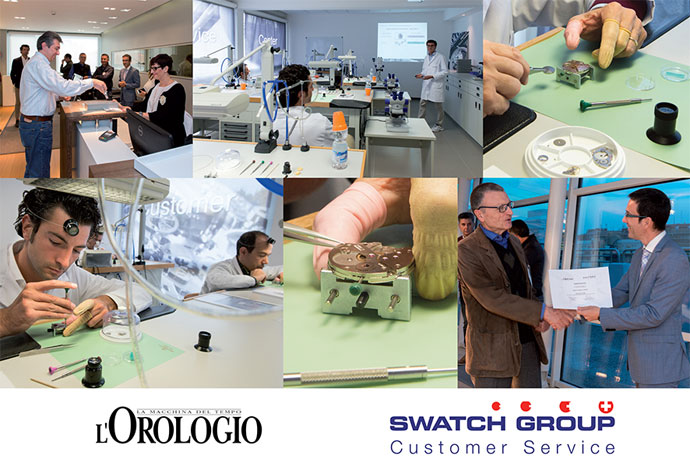 Watchmaker Experience Swatch Group