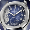 "Patek Philippe Aquanaut Travel Time ""Patek Philippe Advanced Research"" 5650G"