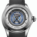 Corum Bubble 47  Central Tourbillon