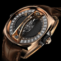 Cyrus Watches Klepcys  Vertical Tourbillon