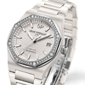 Girard-Perregaux Laureato 38 mm  White Ceramic