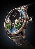 Jaquet Droz Magic Lotus Automaton